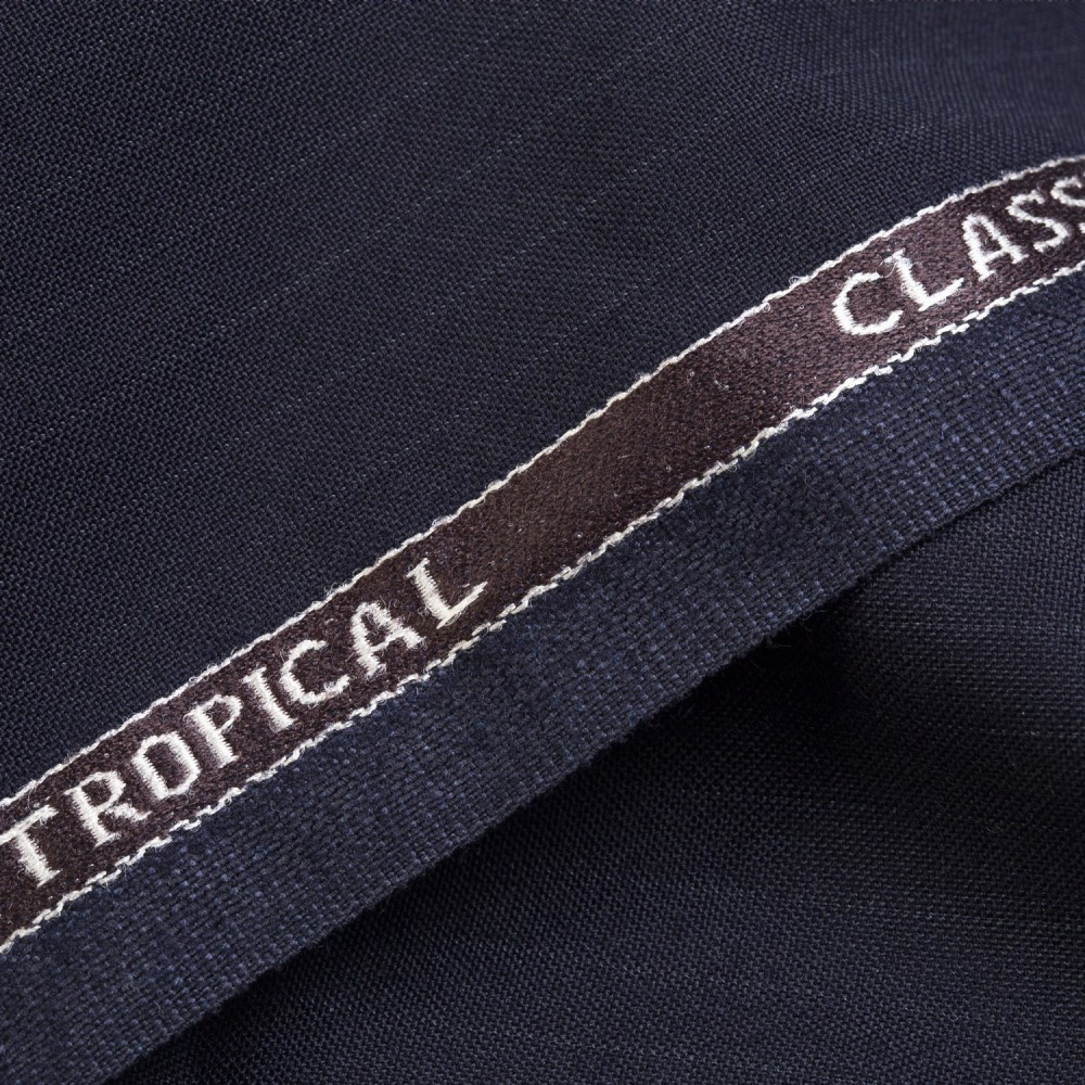 Dark Blue Stripes Tropical Classic (D)