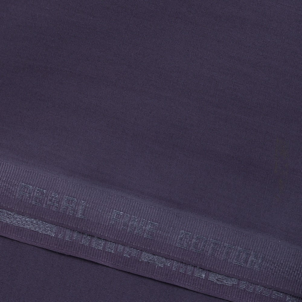 Plain Purple Pearl Fine Cotton Fabric