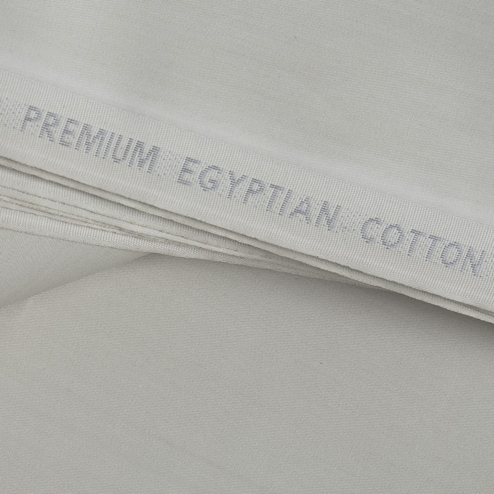 Plain Pistachio Green Premium Egyptian Cotton Fabric