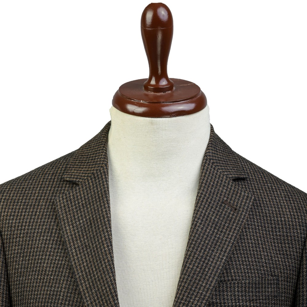 Brown Design,  Worsted Tweed Jacket