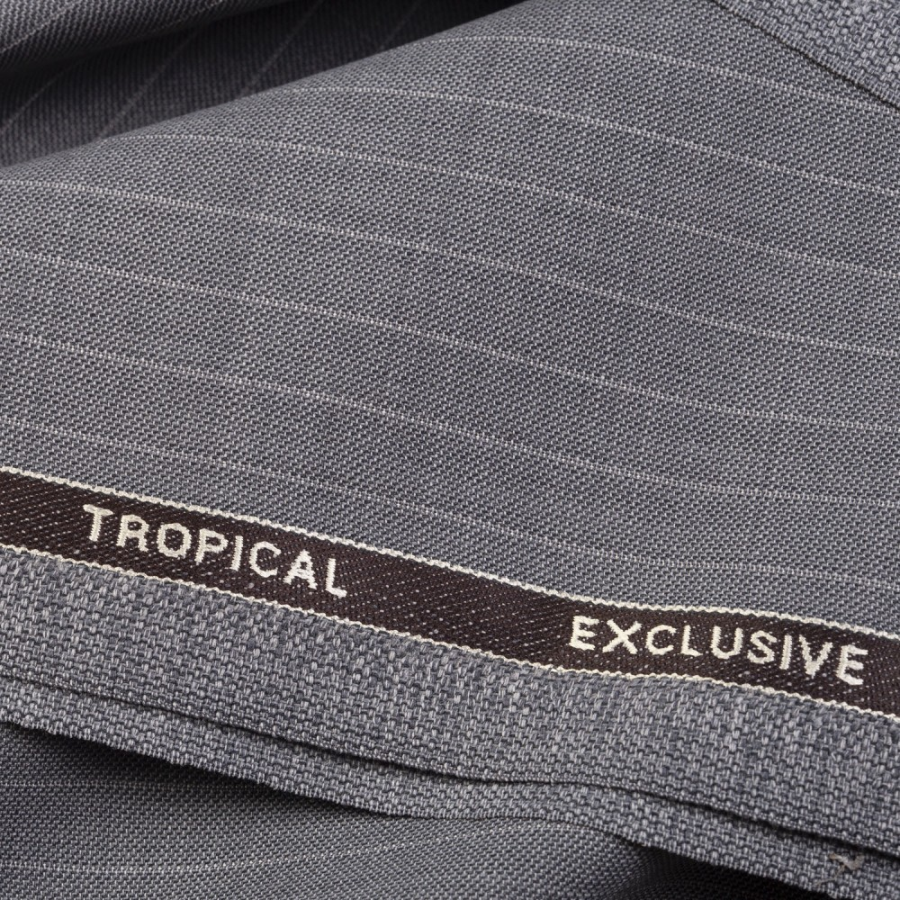 Steel Grey Stripes Tropical Exclusive (D)