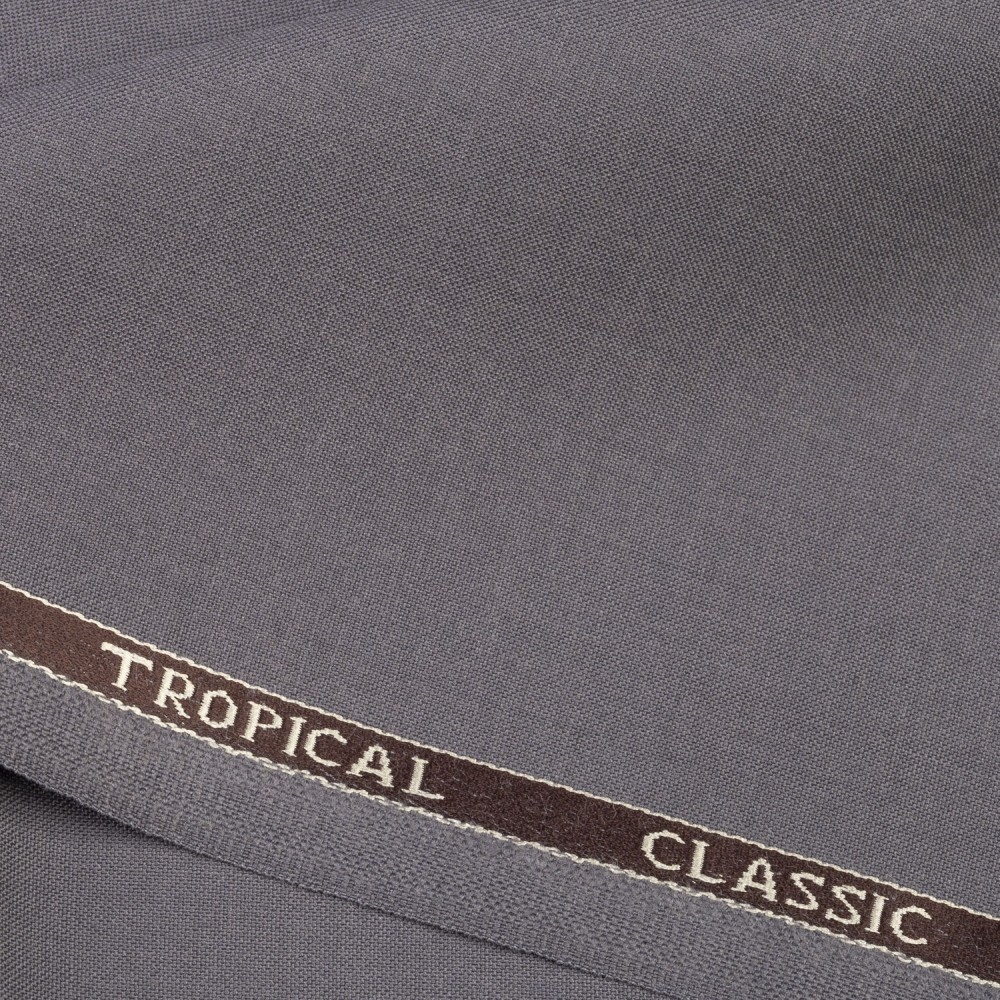 Brownish Grey Plain Tropical Classic